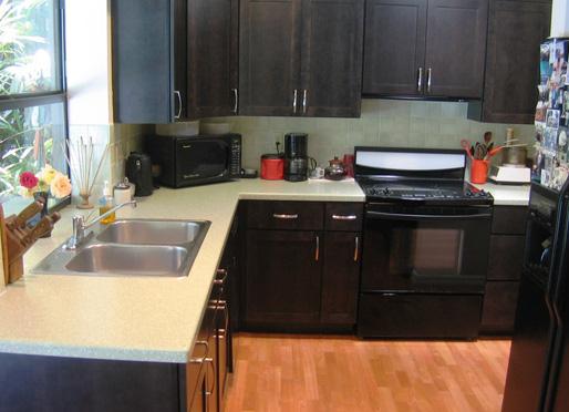 A Kitchen Transformation