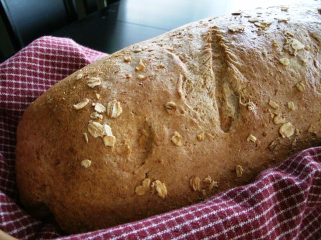 Half-Baked: Multigrain French Bread