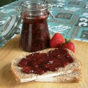 Strawberry Balsamic Preserves