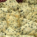 All They're Cracked Up To Be: Black Sesame Crackers