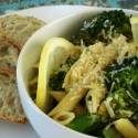 Light and Lazy: Lemon Broccoli Pasta