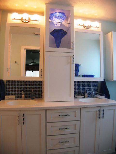 Creating a Focal Point for a Master Bath