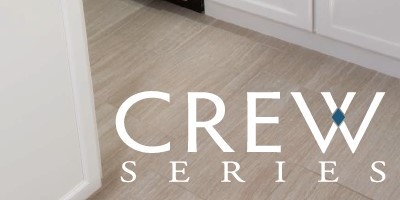 A New Member of the Crew: Crew Cabinetry Joins Our Line-Up