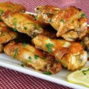 Wing and a Prayer: Lemon Ginger Wings