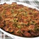 Dressed for the Holidays: Sage and Celery Stuffing