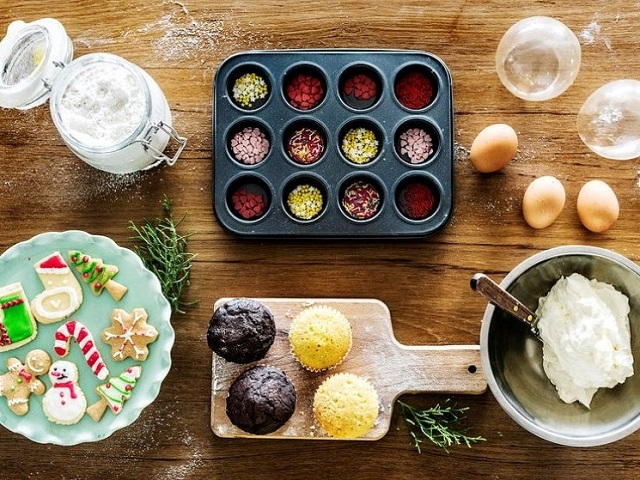Make Holiday Baking Easier