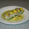 Creative Muscle: Shrimp and Mango Ceviche