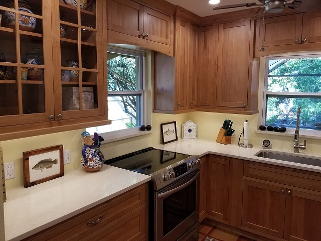 Inset Cabinets Comfort